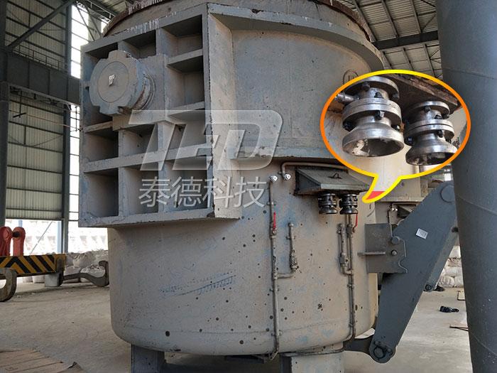 钢包底吹氩_钢包底吹氩_滕州市泰德机械科技有限公司